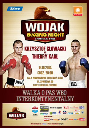 Wojak Boxing Night NDM