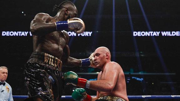Wilder: Fury był w najlepszej formie, ja nie, a i tak zrobiłem robotę