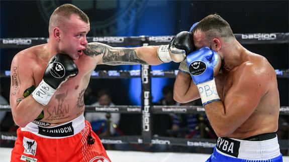 Gorgoń na Polsat Boxing Night zmierzy się ze Staniochem