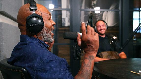 Tyson: jak będzie okazja, poszukam nokautu!