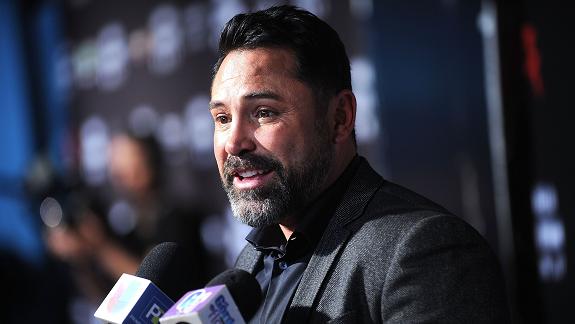 De La Hoya: wracam latem, to nie będzie walka pokazowa