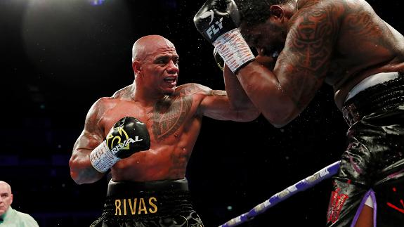 Rivas zaboksuje 16 marca, potem walka o pas WBC bridger?