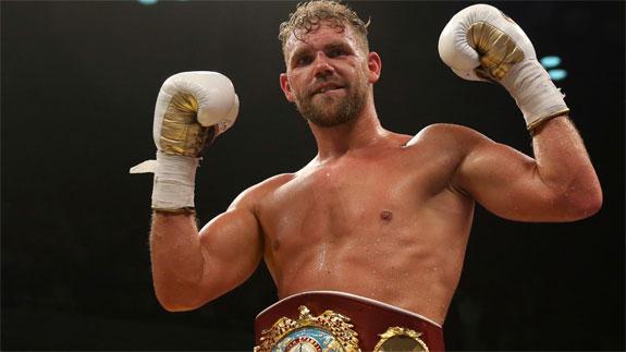 BJ Saunders wróci na ring, walcząc przed Youtuberami?