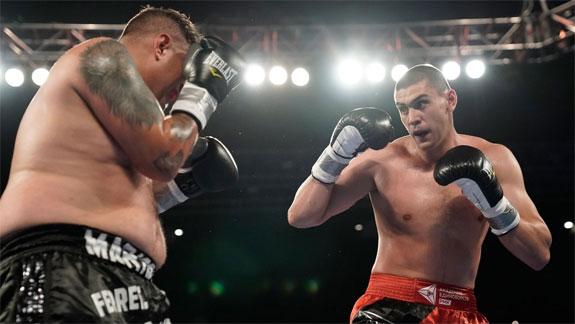 Tiszczenko - Mchunu 27 marca o pas WBC Silver